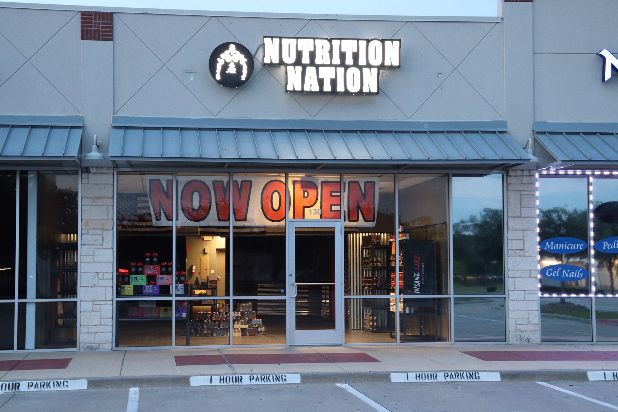 Nutrition Nation store